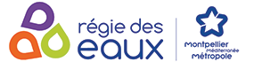 Logo régie des eaux