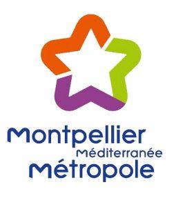 Logo Montpellier Mediterranée Métropole web